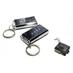 Alarma para Coche SPY 2 Mandos y Cierre Centralizado con Sensor de Golpes y Volumétrico