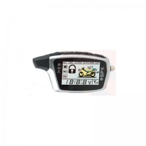 Alarmas de Moto SPY - Alarma SPY FM5000 con 2 mandos
