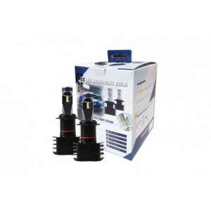 Kits de Led para coche con bombillas H7 - Faros de Led