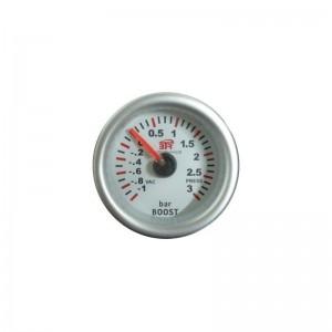 Reloj de Presión del Turbo - Universal - Fácil instalación