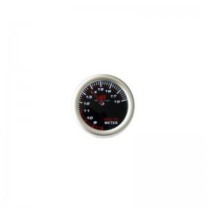 Voltímetro universal para coche - Mide los voltios en tiempo real