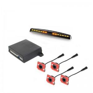 Sensores de Aparcamiento con Pantalla - Delanteros y traseros