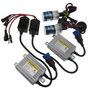 Kits de Xenon y Bixenon para coche de 12v y 35w